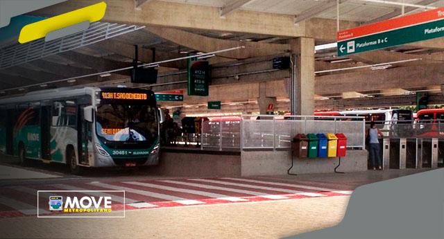 Horário de Ônibus do Terminal São Benedito