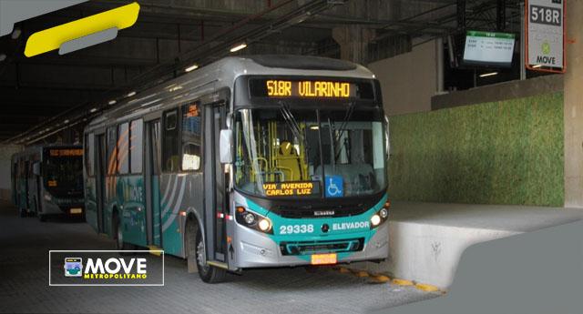 Horário de Ônibus do Terminal Vilarinho